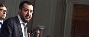 """Casellati esploratrice? Salvini gradisce: """"Possiamo governare col M5S"""""""
