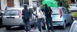 Il centrodestra denuncia: stop illegalità di fronte agli ospedali romani