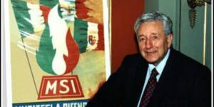 Alla Fondazione An si è ricordato Pino Rauti