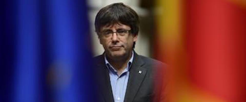 Il magistrato tedesco: «Puigdemont sia dato alla Spagna». E lui fa ricorso