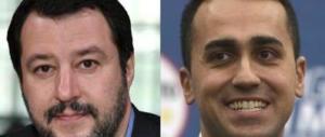 Sondaggio Ixé, gli elettori non gradiscono un governo Lega-M5S