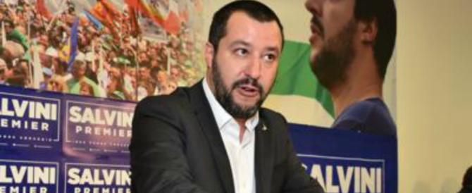 Salvini: «No al governo del presidente. Il terzo nome? Se il M5S cambia i toni..»