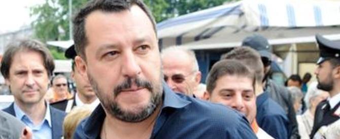 """Salvini: «Chi vuole un governo """"alla Monti"""" può iniziare a scordarselo»"""