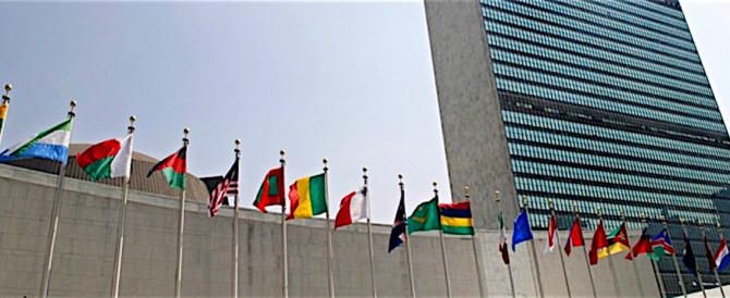 All'Onu si discute non del massacro in Siria ma delle sanzioni contro Mosca