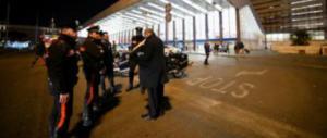 Violenta rapina alla Stazione Termini: 25enne preso a calci e pugni dagli immigrati