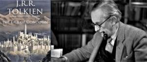"""Esce """"La caduta di Gondolin"""", un romanzo inedito di J.R.R.Tolkien"""
