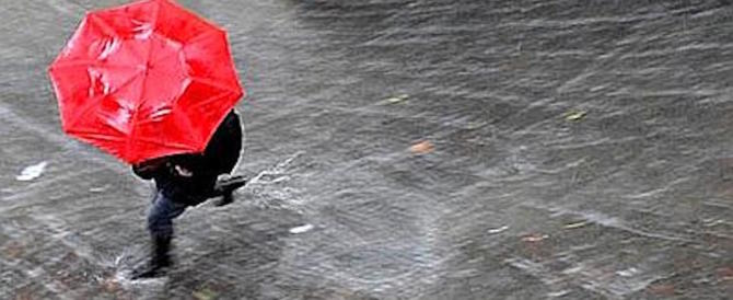 Meteo, piogge e temporali. Da sabato migliora, torna il sole e il clima mite