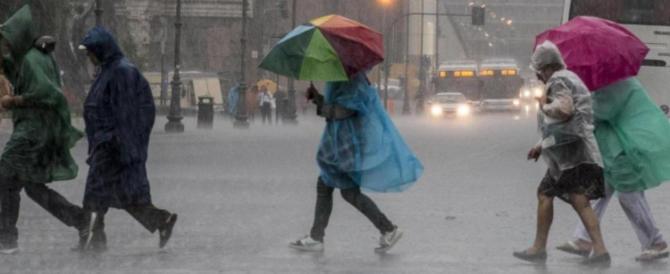 Previsioni meteo, tornano i temporali. Nel fine settimana rispunta il sole