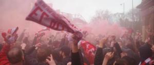 Roma blindata per la partita con il Liverpool. Si temono vendette dei Reds