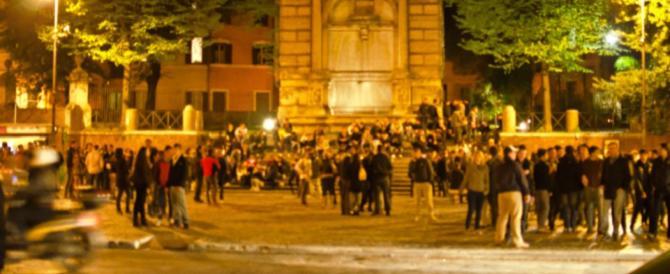 Violenza nei vicoli di Trastevere: turista preso a pugni dagli immigrati