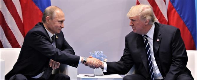 Trump stupisce ancora: apre a Putin malgrado il parere dei suoi consiglieri