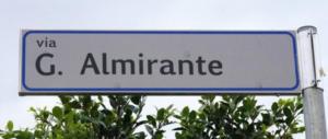 Grosseto bipartisan, strade intitolate ad Almirante e Berlinguer. Ma l'Anpi dice no