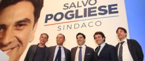 """Catania, Pogliese sindaco: """"Dalla stessa parte sin dai tempi del FdG"""""""