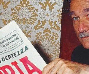 Le foto più belle di Giorgio Almirante dall'archivio del Secolo d'Italia
