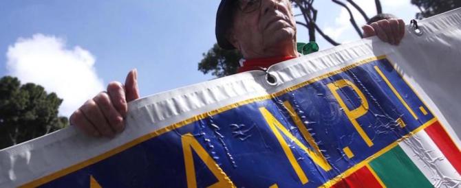 L'Anpi in campo per Mattarella (in nome della lotta antifascista)