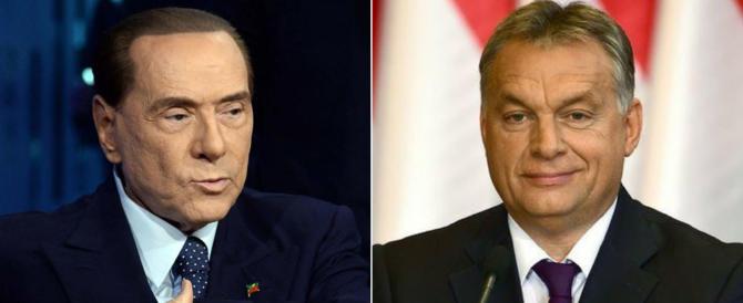 Orban spiazza tutti: «In Italia ho un grande amico e si chiama Berlusconi»
