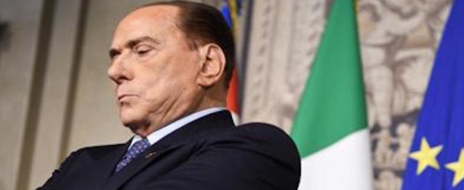 """Berlusconi: """"Salvini attento, il M5S porterà alla rovina l'Italia"""""""