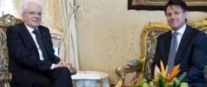 Conte ha ricevuto da Mattarella l'incarico di formare il governo