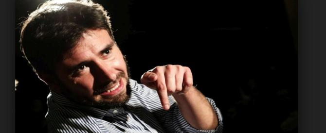 M5S, Di Battista contro Fico: «Dica alla compagna di sistemare la colf»
