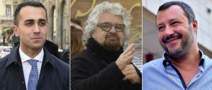 Grillo fa il testimone emozionato del matrimonio tra Gigi e Matteo: «Mi agita»