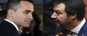 Tra rumors e smentite, Salvini e Di Maio al lavoro sui nomi: ecco le prime indiscrezioni