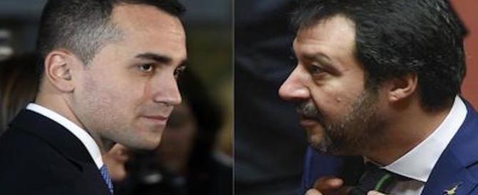"""Il furbetto Di Maio ci riprova, Salvini lo blocca: """"Non sarai tu il premier"""""""