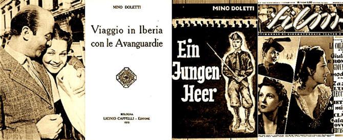 Storia di Mino Doletti, il pioniere del cinema italiano che scelse la Rsi