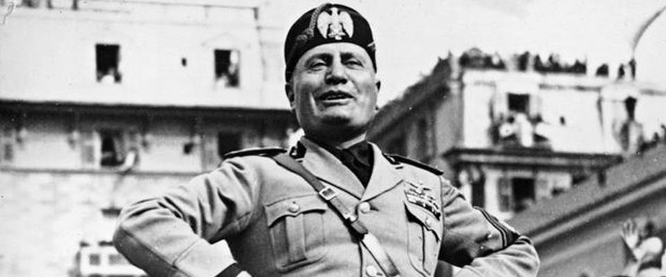 Fascismo, il Duce