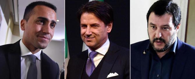 Vertice a 3 a Montecitorio: Di Maio ottimista. Salvini ai suoi: insistiamo su Savona