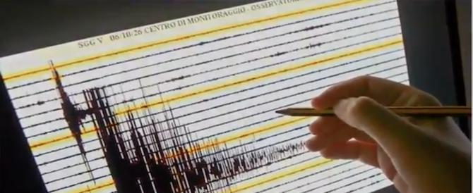 Torna l'incubo terremoto: scossa di magnitudo 3.5 in provincia di Bari