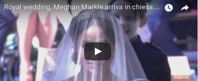Harry e Meghan sposi. Il matrimonio reale in 5 tappe e 4 video dei momenti salienti (VIDEO)