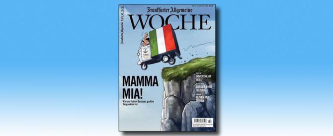 """Lega-M5S: l'incredibile """"vaffa"""" e  le offese degli irrequieti giornali tedeschi"""