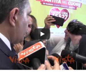 Centrodestra, Toti: «La nostra è un'unione indissolubile» (video)