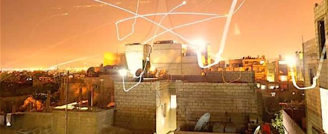 Israele attacca obiettivi iraniani in Siria: ma Damasco respinge il blitz