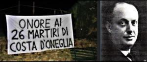La doppia strage di Costa d'Oneglia: un crimine partigiano nascosto