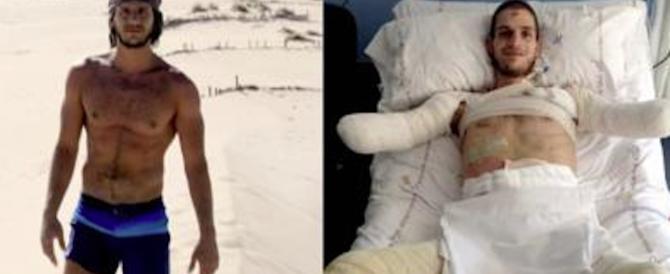 Storia di Davide Morana: colpito da meningite gli tagliano braccia e gambe