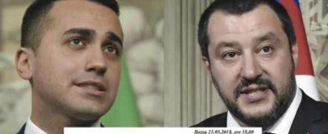 Il contratto M5S-Lega: i 25 punti su cui scommettono Di Maio e Salvini