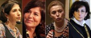 L'ultima tentazione: una donna come premier. E spuntano i primi nomi