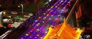 Spettacolare record in Cina: 1374 droni in volo contemporaneamente