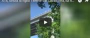 Francavilla, suicida l'uomo che aveva lanciato una ragazzina dal cavalcavia