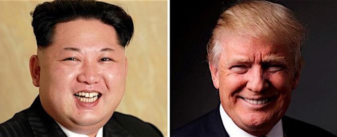Trump: il vertice con Kim? Non in Corea, probabilmente a Singapore