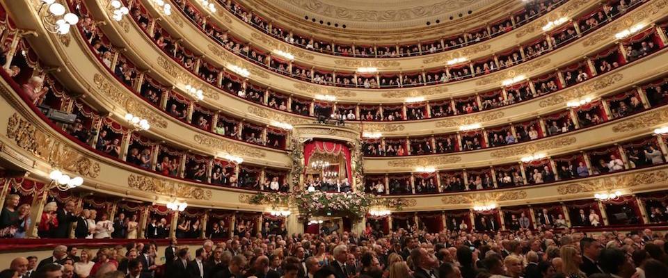 Il Teatro milanese La Scala