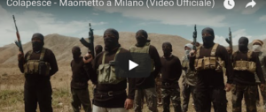 """""""Maometto a Milano"""", il video vietato sulla storia gay ai tempi dell'Isis"""