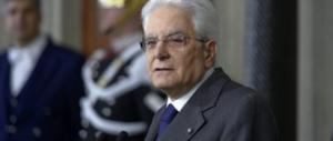 Mattarella: «I migranti sono i nuovi schiavi. Nessuno si volti dall'altra parte»