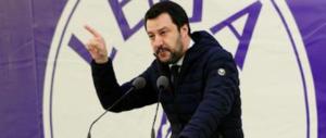 Salvini all'Europa: «Basta interferenze. Agli italiani ci pensiamo noi»