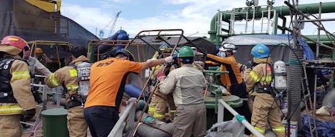 Ancora un incidente sul lavoro: all'Ilva di Taranto un operaio ucciso da una fune