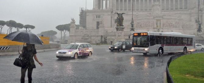 Previsioni meteo, settimana dura: un temporale al giorno e maltempo diffuso