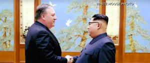 """La Nord Corea boccia la missione di Pompeo: """"Colloqui deludenti"""""""