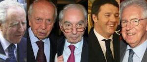 Tutto cominciò con Ciampi: la lunga lista dei premier non eletti dal popolo