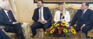 Berlusconi irritato, Salvini pure. Ma c'è una strada obbligata (sondaggi alla mano)